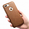 iPhone7 plus Liquidmetal Leather Back Case